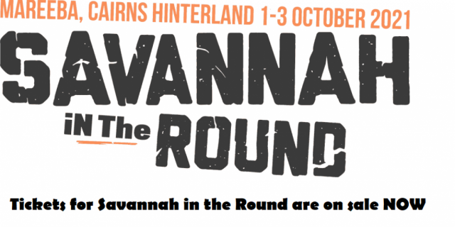 """Savannah in the Round"" October 1-3"