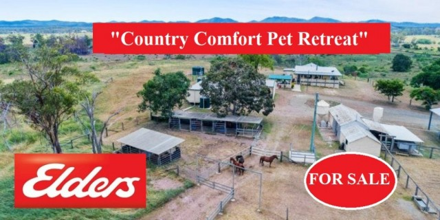 """Country Comfort Pet Retreat"" (Wingillie )"