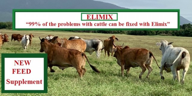ELIMIX FOR CATTLE