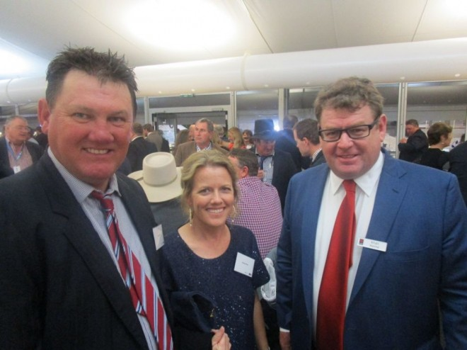 NAB Agribusiness cocktail function