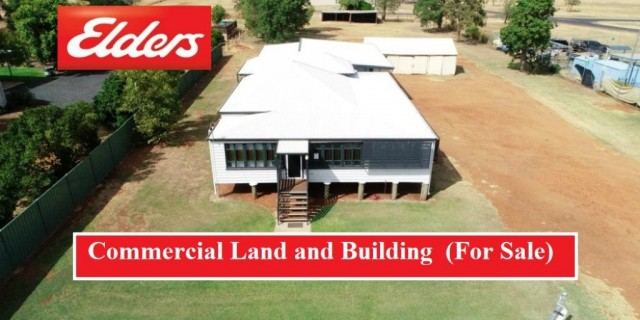 Commercial Land and Building